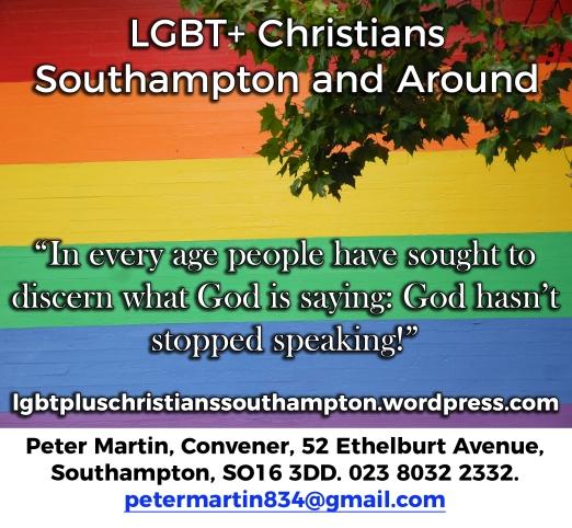 LGBT+Soton Graphic 2